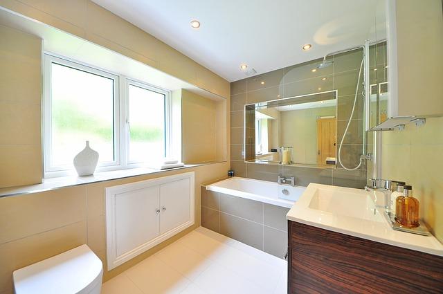 10 טיפים לעיצוב חדר אמבטיה מושלם