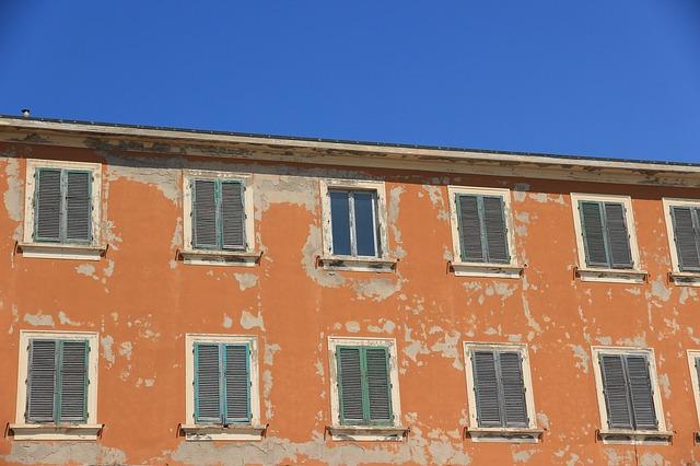 שיקום קירות חיצוניים