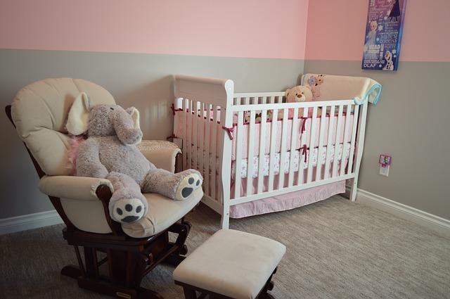 איך תהפכו את חדר התינוק שלכם לכיפי ורגוע