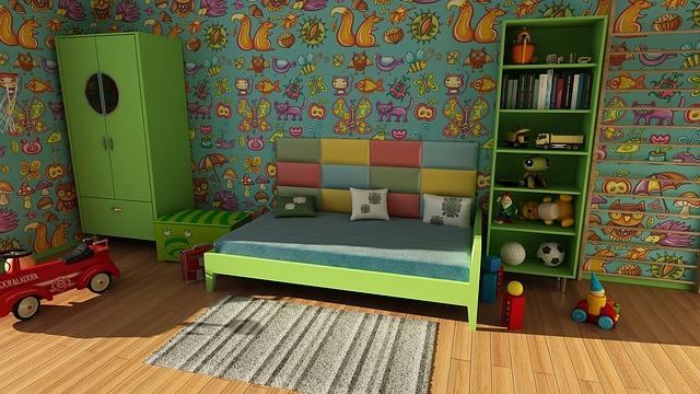 אביזרים לחדרי ילדים