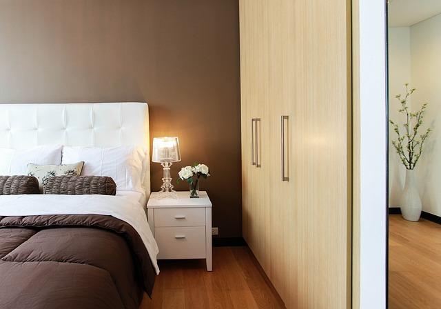 חדרי שינה מעוצבים - כמה אופציות ללילה מושלם