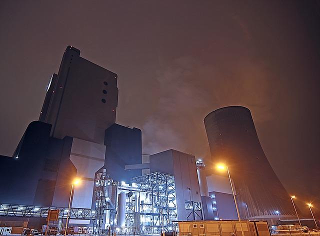 מערכות תאורה לתעשייה