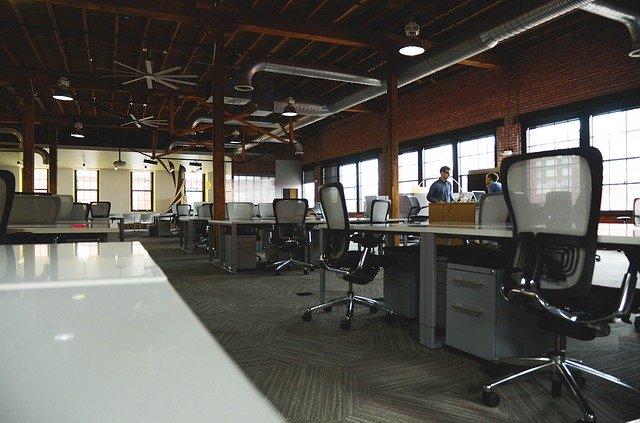 עיצוב המשרד ותפוקת העובדים