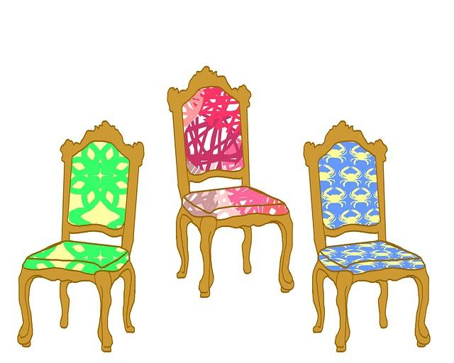 כסאות משרדיים מבד