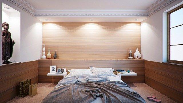 חדרי שינה מעוצבים – כיצד מעצבים חדר שינה