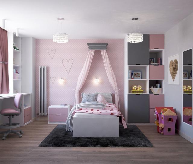 העיצוב הנכון לחדר הילדים